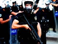 Турецкая полиция применила слезоточивый газ для разгона демонстрантов