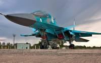Российские военные рассказало о маневре Су-30 над Черным морем