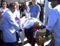В Киргизии рухнула карусель, пять человек доставлены в больницу
