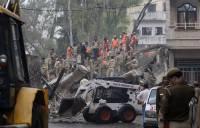 В Польше 2 человека погибли при взрыве на пороховом заводе