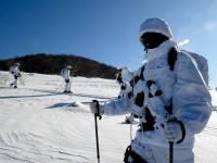 Американские морпехи замерзли во время учений у границ РФ