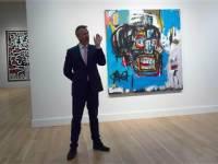 В США безымянное полотно Баскии продали за 110,5 млн долларов