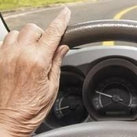 Пожилая японка въехала на авто в здание больницы