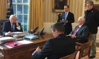 Песков подтвердил, что Путин проведет телефонную беседу с Трампом