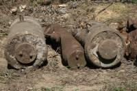 В Забайкалье на месте, где подорвался ребенок, найдено более 50 мин