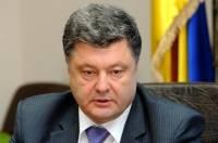 Порошенко объявил об отправке в Донбасс партии танков Т-80