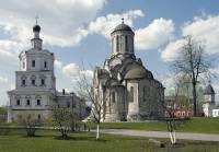 В Москве вандалы сожгли четырехметровый крест возле Андроникова монастыря