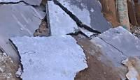 В украинском селе подростка убило плитой от демонтированного памятника Ленину