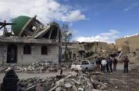 Пентагон признал, что нанес авиаудар по мечети в Сирии