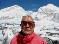 Старейший альпинист мира скончался, готовясь к новому восхождению на Эверест