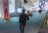 Видео: В США вандал за несколько секунд уничтожил полотно ценой в 3 млн долларов