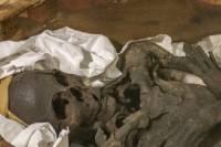 В фондах Киево-Печерской лавры найдены древнеегипетские мумии и саркофаги