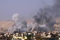 Боевики напали на базу с американскими военными в Ираке
