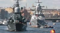 Ненашев опроверг информацию об отмене морского парада в Санкт-Петербурге