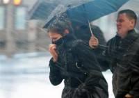 Резкое похолодание и мокрый снег надвигаются на Центральную Россию