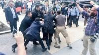 В США объявили в розыск охранников президента Турции Эрдогана