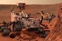 Уфологи нашли на Марсе огромного краба