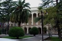 В Сухуме произошла стрельба в здании правительства Абхазии