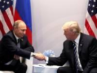 Песков ответил на вопрос о визите Путина в США