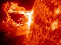 NASA: на Солнце произошел мощный коронарный выброс