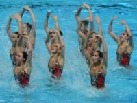 Российские синхронистки победили на чемпионате мира в Будапеште