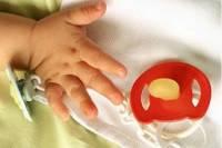 Под Вологдой палец семимесячной девочки застрял в спиннере