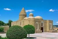 Британский музей Лондона вернул Узбекистану плиту, похищенную с фасада древнего мавзолея