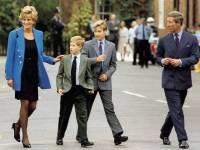 В фильме о принцессе Диане ее сыновья расскажут о последнем разговоре с ней