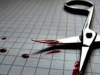 В Китае мужчина с ножницами напал на прохожих