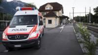Неизвестный в Швейцарии напал на людей с бензопилой