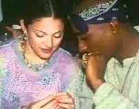 """Письмо Тупака Шакура, который предлагает Мадонне """"остаться друзьями"""", выставят на торги"""