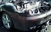 Перед саммитом G20 в Гамбурге сожгли автосалон Porsche