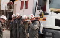 На руднике «Мир» частично прекратили поиски блокированных под землей шахтеров
