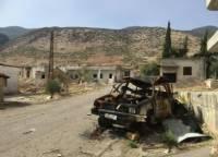 ВКС РФ уничтожают боевую технику ИГ близ Акербата