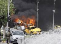 В Дамаске при обстреле международной выставки погибли четыре человека
