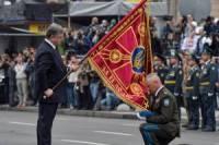 На параде ко Дню независимости Украины промаршировали солдаты НАТО