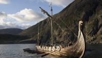В Карелии на Мысе смерти найдено захоронение викингов в ладье