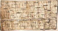 В Великом Новгороде найдены берестяные грамоты XIV-XV веков