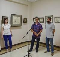 Выставка «Обыкновенное чудо» открылась в галерее Дома поэзии
