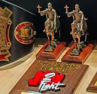 В Орле завершился Международный турнир по рукопашному бою Лиги чемпионов H2HFIGHT