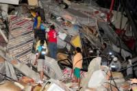 В Мексике до 286 человек возросло число жертв землетрясения
