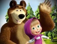 Благодаря «правильному» платку мультфильм «Маша и Медведь» стал популярен на Ближнем Востоке
