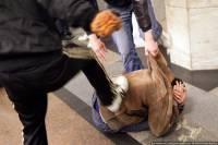 В Тбилиси избили и ограбили российского туриста