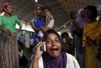В Бангладеш прибыло около 270 тысяч беженцев-рохинджа из Мьянмы
