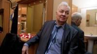 Скончался Михаил Державин
