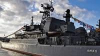 В Эгейском море сухогруз из Сьерра-Леоне врезался в российский десантный корабль