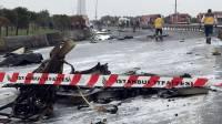 Названа вероятная причина крушения вертолета под Полтавой, где погибли 4 человека