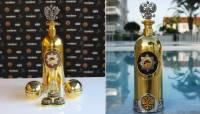 В Копенгагене украли арендованную в РФ бутылку водки ценой $1,3 млн