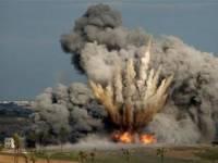 ВВС Израиля нанесли ракетный удар по военным объектам Сирии