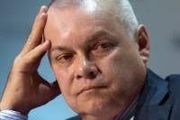 Киселев подал заявление в полицию на автора статьи о его доме в Крыму